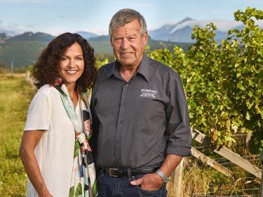 アジア進出支援 – 人気急上昇のニュージーランドワイン、コンラッドの作り手Konrad Hengstler氏が来日!